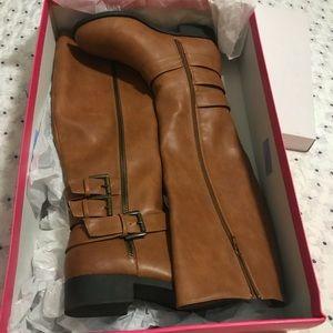 New justFab boots